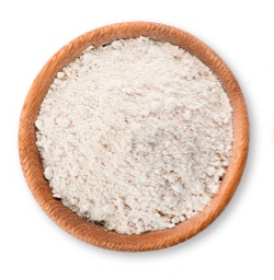 Raw chickpeas flour