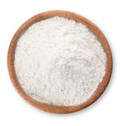 Cauliflower flour