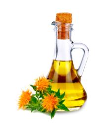 Refined high linoleic safflower oil
