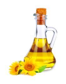 Refined high oleic sunflower oil