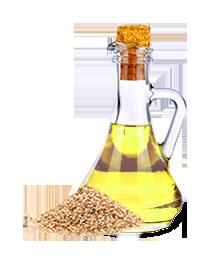 Aceite de ajonjolí refinado