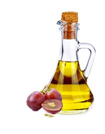 Aceite de uva refinado