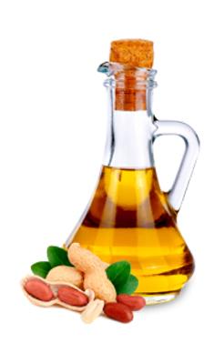 Aceite de cacahuate refinado Inés