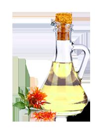 Aceite de cártamo alto oleico refinado