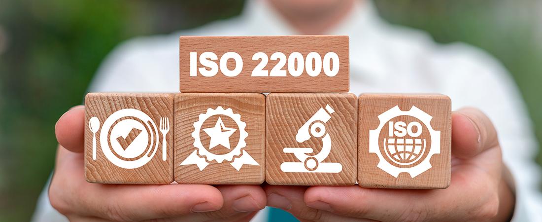 ¿Qué es la certificación ISO 22000?